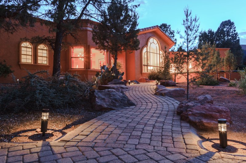 The Sunset House in West Sedona, Ferienwohnung in Sedona