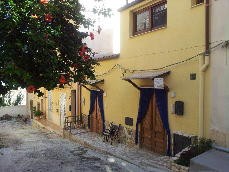 Vakanties het hele jaar door, volledig vrijstaand huis van alles in de oude stad