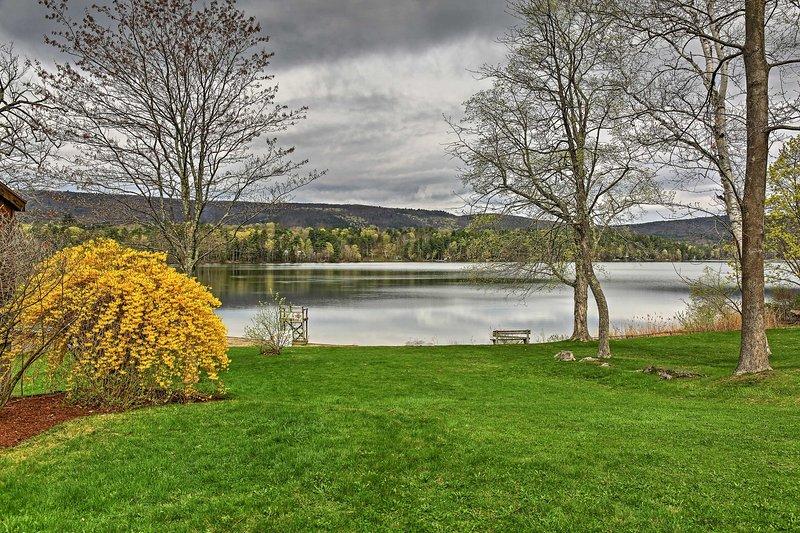 Caminar a lo largo del río Housatonic o disfrutar de un picnic tranquilo!