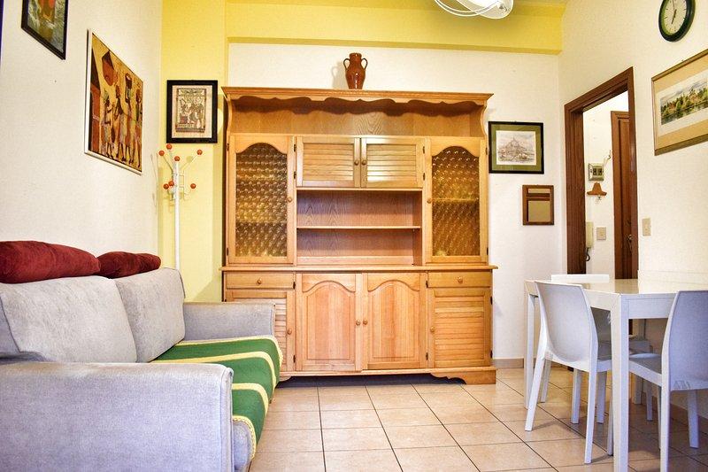 Bilocale a 150 metri dal mare Valverde di Cesenatico, vacation rental in San Mauro a Mare