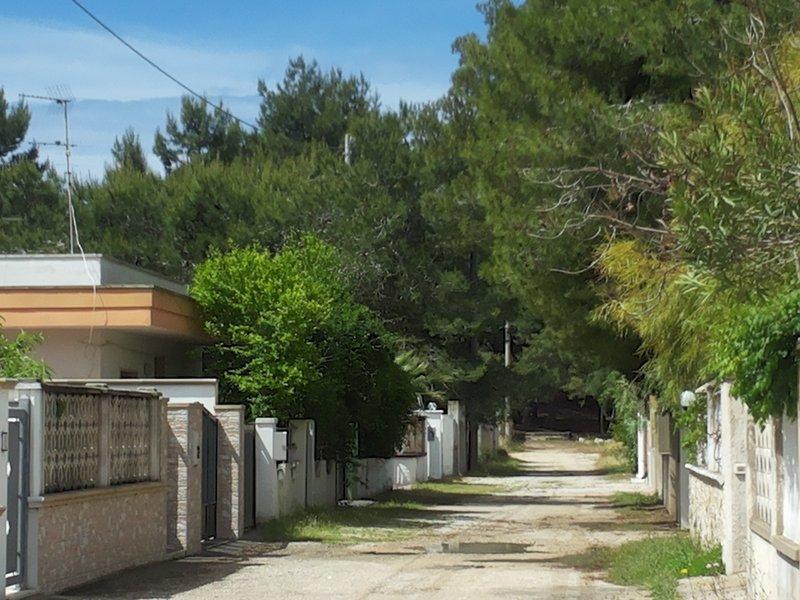 Un angolo di paradiso a Rivabella, vacation rental in Rivabella
