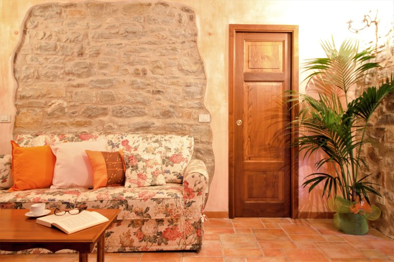Le Casette Country House, vacation rental in Semproniano