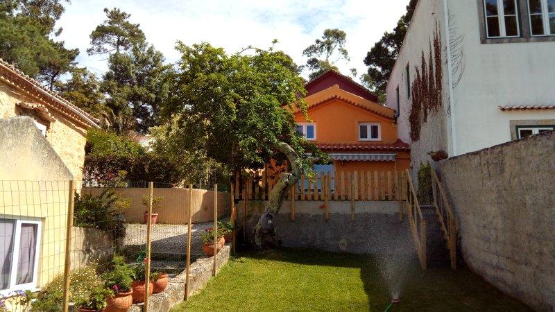 Casa das Andorinhas, alquiler de vacaciones en Sobral de Monte Agraco