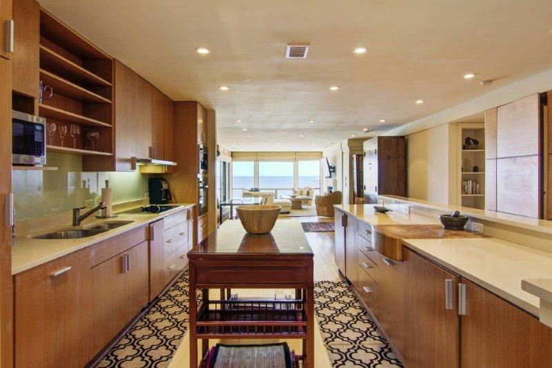 Only Ocean Club Property, Totally Open Floor Plan!