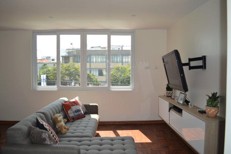 Insulated Windows - AC - TV 42'