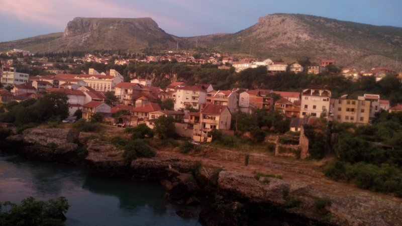 Magic river view apartment, location de vacances à Mostar