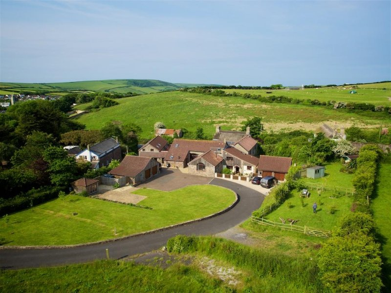 THE OLD DAIRY, holiday rental in Braunton