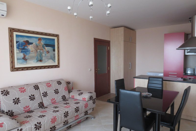 Superior Family Apartment 2+2 in Fantasy Apartments, holiday rental in Saints Constantine and Helena