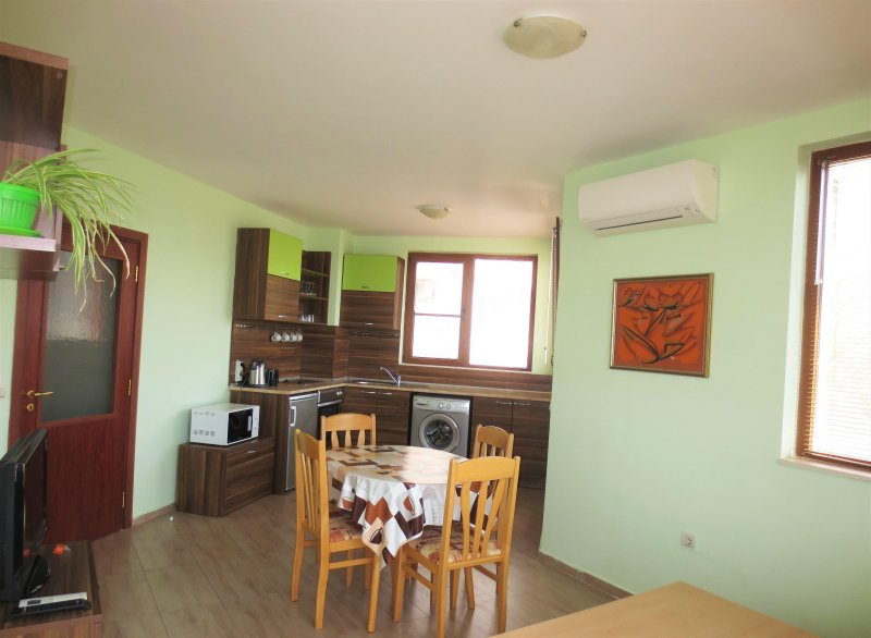 Sea Family Apartment 2+2 in Fantasy Apartments, holiday rental in Saints Constantine and Helena