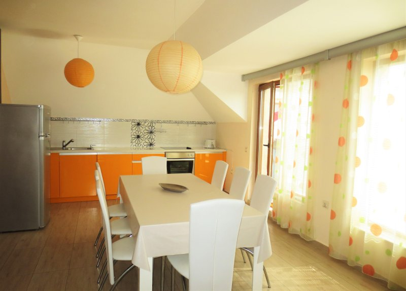 Deluxe Apartments 2+2 in Fantasy Apartments, holiday rental in Saints Constantine and Helena