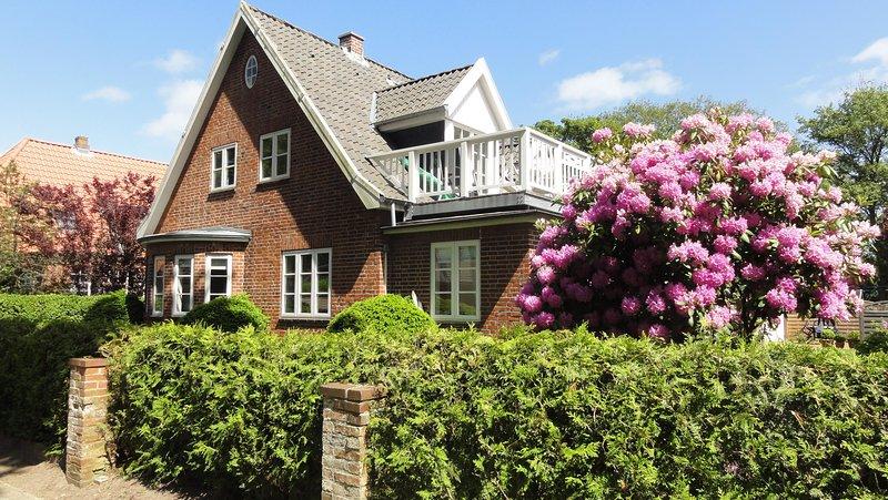 Ferienwohnung Haus Suedstrand, holiday rental in Pellworm