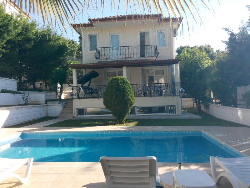 Turkuaz villa in Ovacik near Oludeniz, holiday rental in Faralya