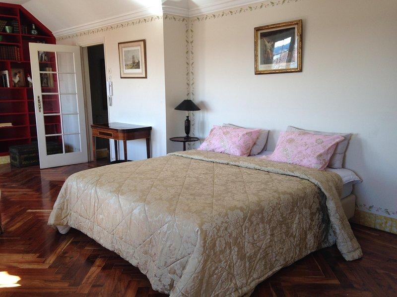 tweede niveau grote slaapkamer nr4