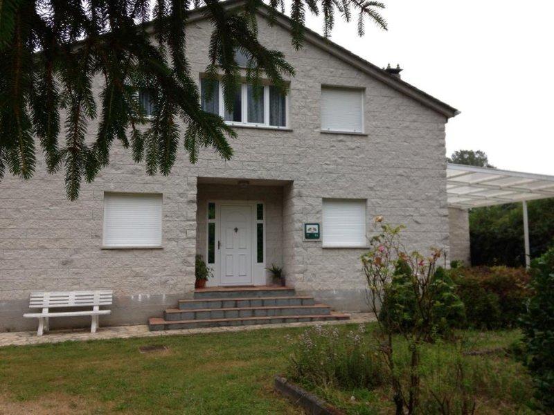 Rural Finca El Remanso .House and Garden