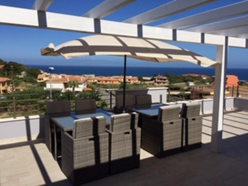Appartement 3 chambres - Vue mer exceptionnelle, holiday rental in Castelsardo
