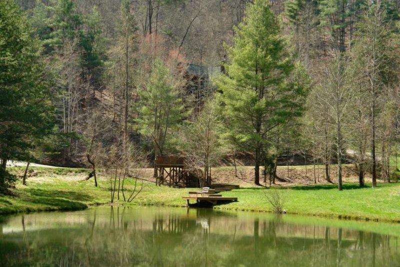 Cabin View da Pond