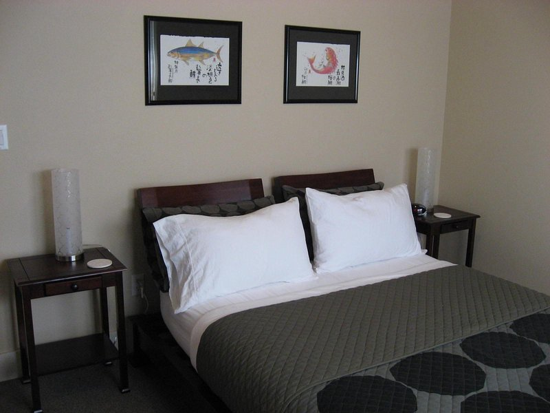 Second bedroom as comfortable as the master!