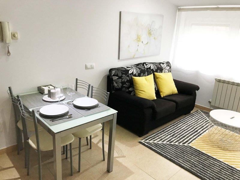 Alquiler Apartamento en Santiago de Compostela, vacation rental in San Marcos