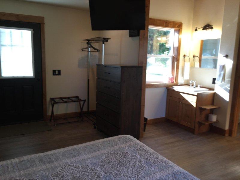 main cabin area