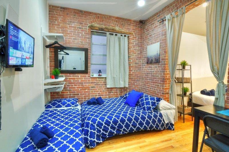 The Cozy Studio UPDATED 2020: 1 Bedroom Apartment in New ...