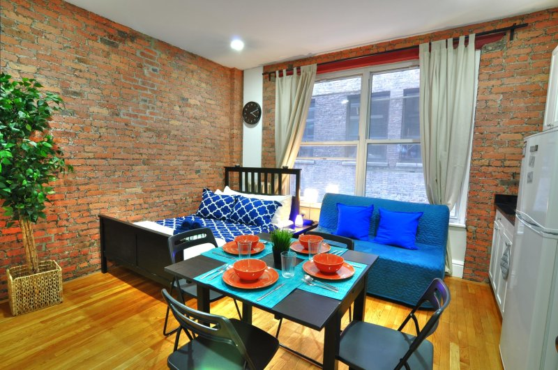 Chic Executive Studio, holiday rental in New York City