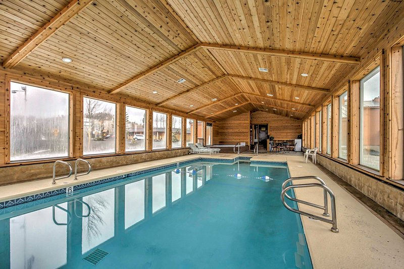 Gather your loved ones for a relaxing getaway to Brian Head and stay at this 1-bedroom, 1-bathroom vacation rental condo which sleeps 3 in Utah.