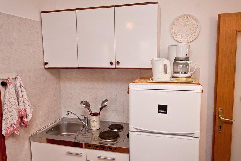 A3 prvi kat do ulice (2+1): kitchen