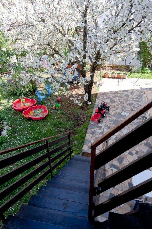 A4 prvi kat do vrta (4): terrace view