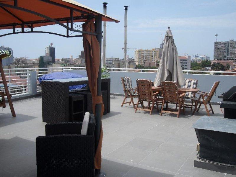 Luxury apt at Alvalade, holiday rental in Luanda