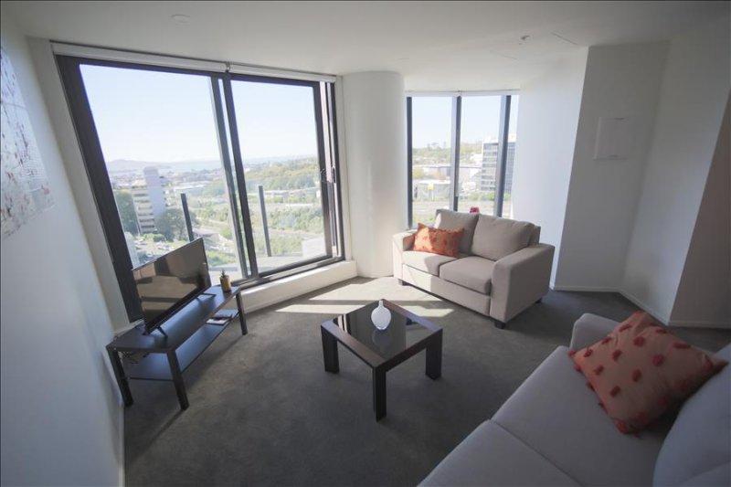 2 Bedroom Apt, Free Parking, WiFi, Spectacular Sea Views, alquiler de vacaciones en Auckland Central