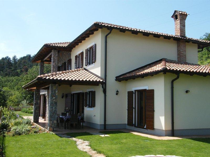 Villa Amelie, holiday rental in Opatija