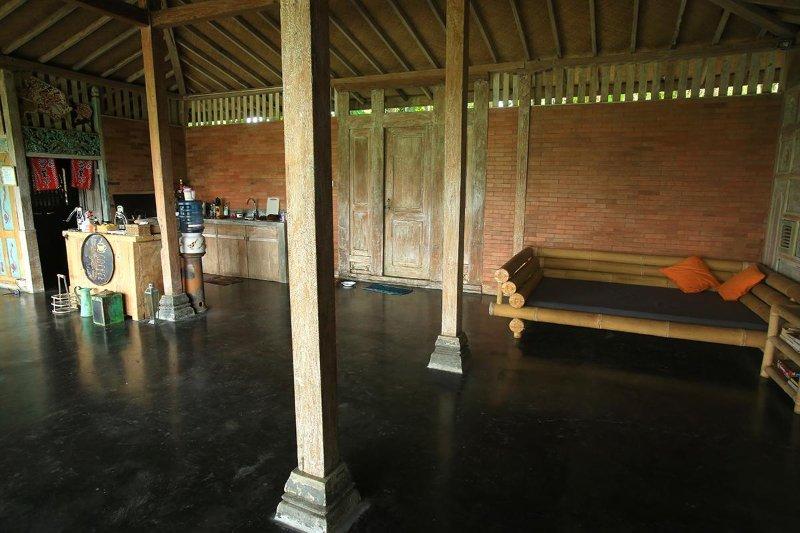 Salon ouvert