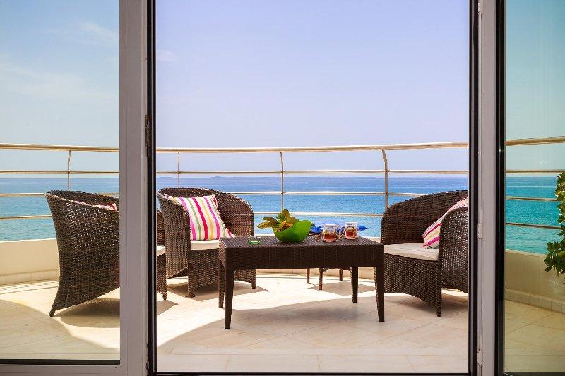 Ierapetra Seaview apt, vacation rental in Ferma