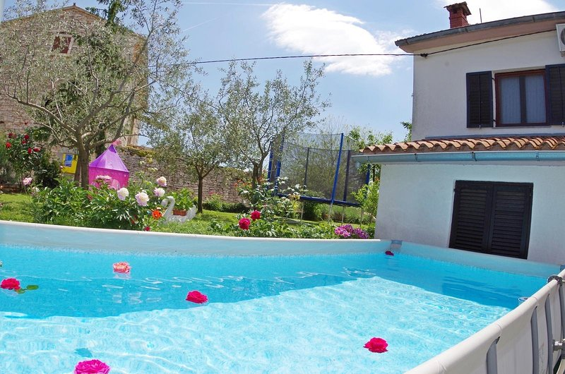 Holiday Apartment in village Peresiji, holiday rental in Bibici