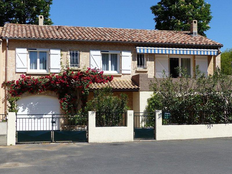 O Rose Garden-lease Lamalou-les-Bains