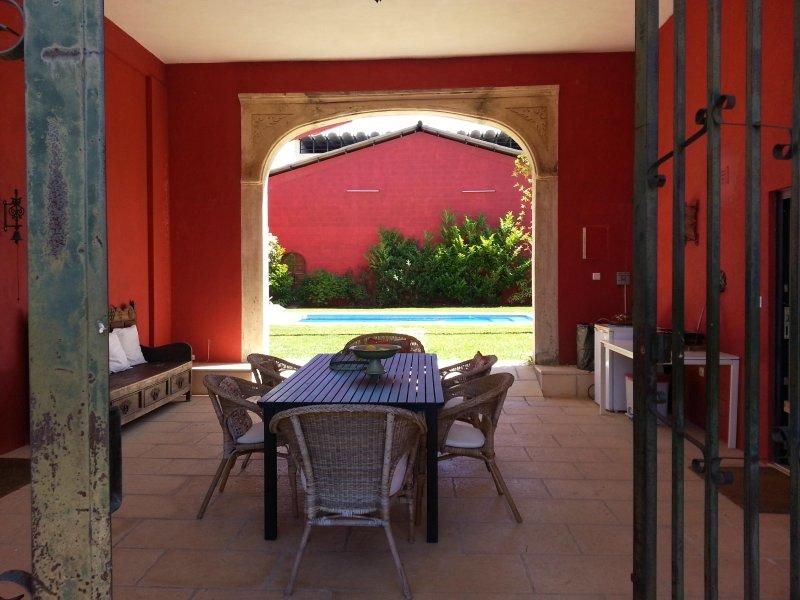 Quinta da Raposeira - Quinta Vinhateira, location de vacances à Casal de Loivos