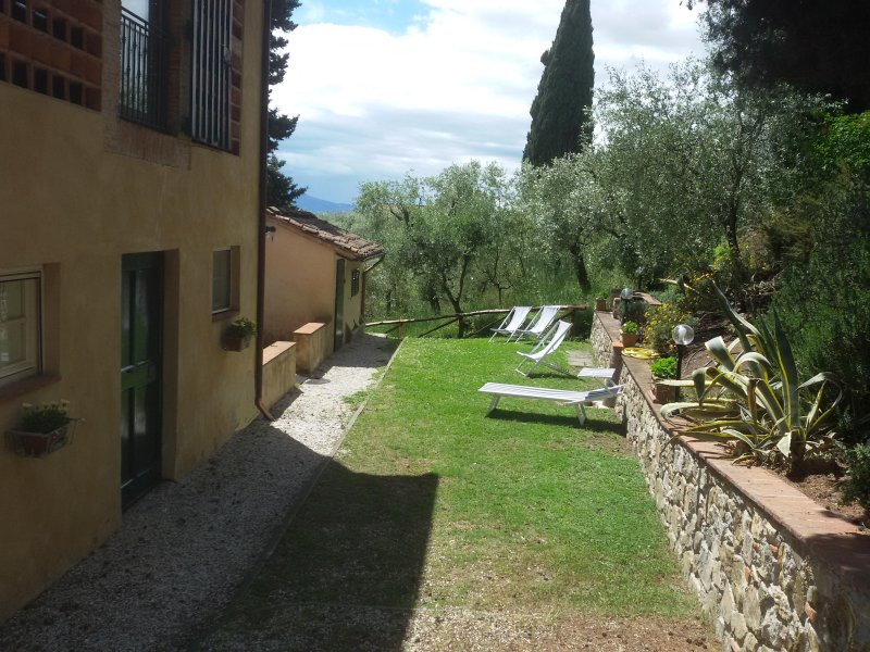 Fiordaliso Private garden and BBQ