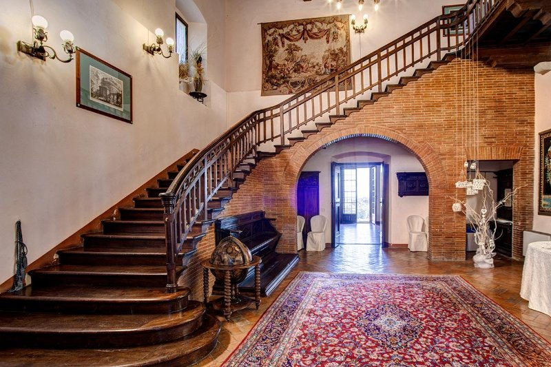 Villa Medicea Lo Sprocco, holiday rental in Galliano