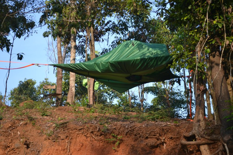 TREE TENT at Aclat Meadows, holiday rental in Sakleshpur