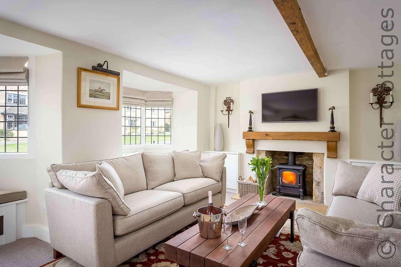 Halfway House is a beautiful Cotswold stone cottage, on a peaceful street, vakantiewoning in Willersey