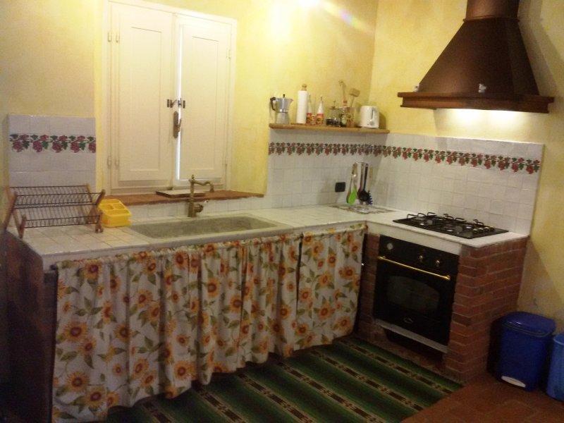 Fiordaliso House - Kitchen