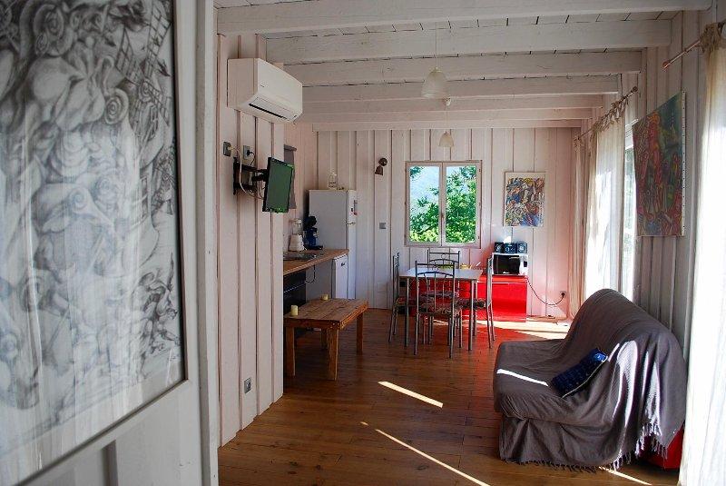 Eco Wood House