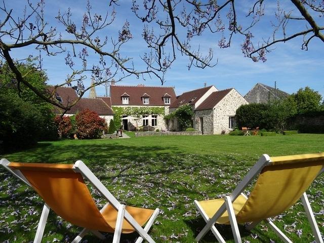 Chambre d'Hôtes de Cilia près Senlis Parc Asterix Mer de sable Sud Oise, location de vacances à Ville de Chantilly