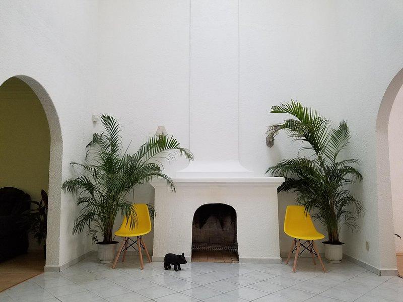 Charming Condesa Casita, vacation rental in Mexico City