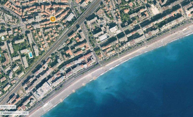 Apartamento Nice a 500 metros das praias