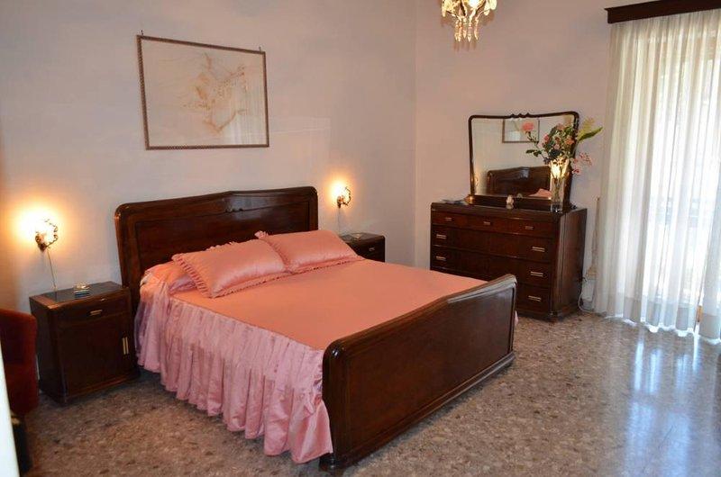 Camera da letto matrimoniale (Master bedroom)