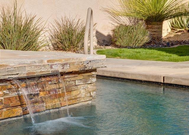 Private Pool Yard