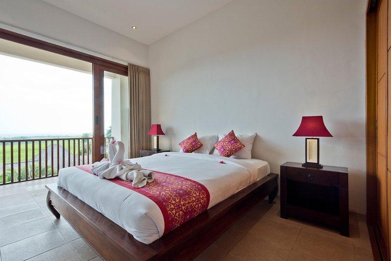 Two Bedroom Villa Sawah A1, holiday rental in Pupuan