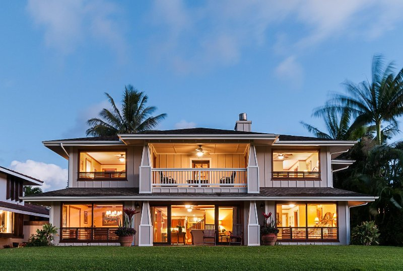 Waioha-- Luxury for Families, Golfers and Weddings, vacation rental in Princeville