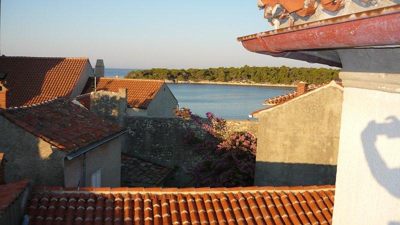 vista lateral norte desde la terraza lofts